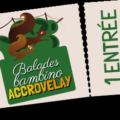 Balades Bambino Accrovelay