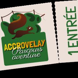 Tarif adulte Accrovelay
