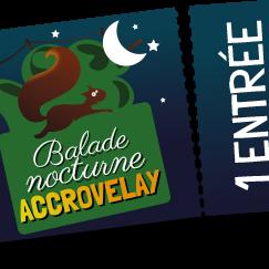 Balade Nocturne Accrovelay