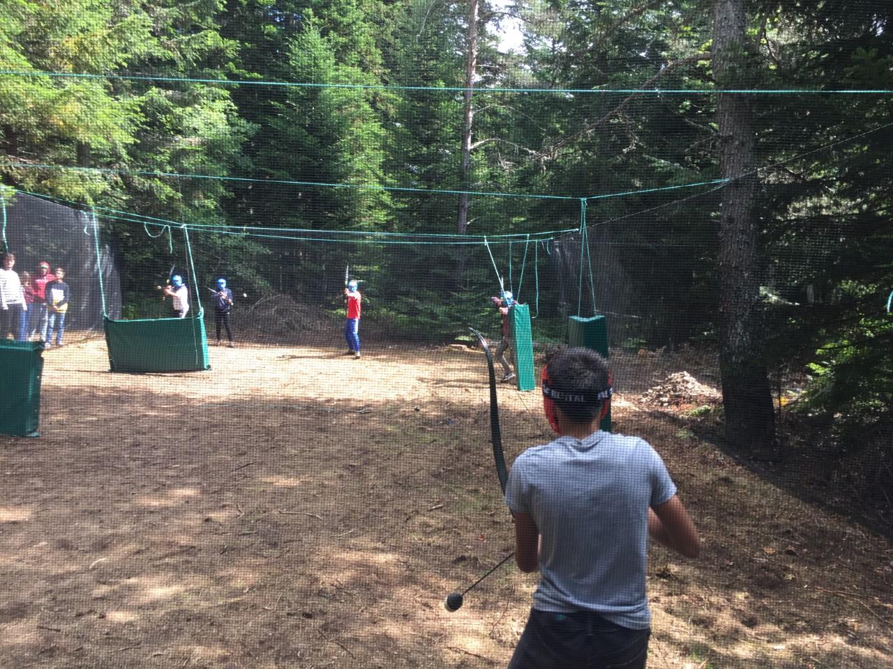 Archery tag, votre nouvelle animation !